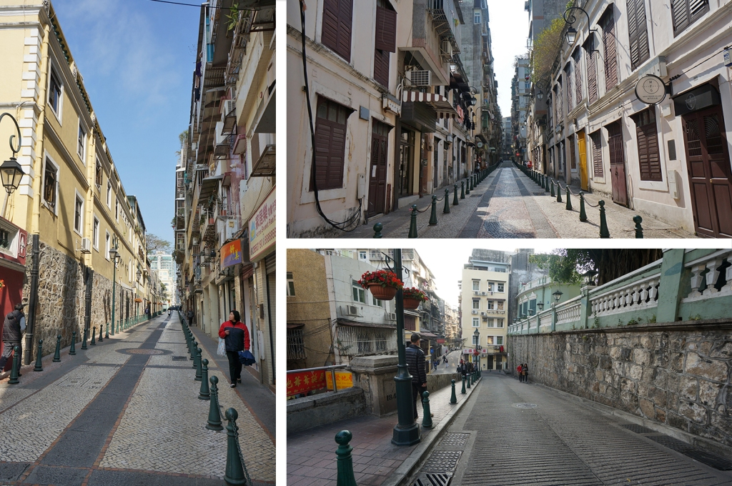 Walking back in time through Portuguese history